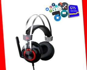 Headset gamer Redragon Talos 7.1 USB