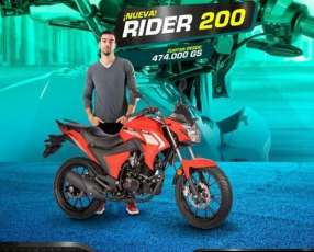 Motos Kenton Bull 200 cc
