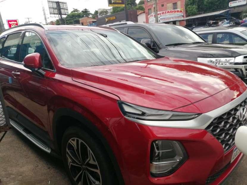 Hyundai Santa Fe 2019 - 5