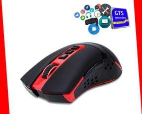 Mouse inalámbrico gamer Redragon Blade M692