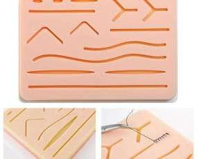 Almohadilla para sutura
