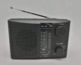 Radio portatil AM FM