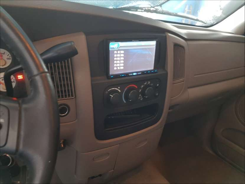 Dodge Ram 2005 turbo diésel automático 4x4 - 6