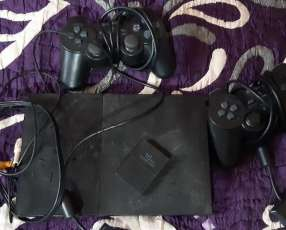 PS2 con sistema pendrive