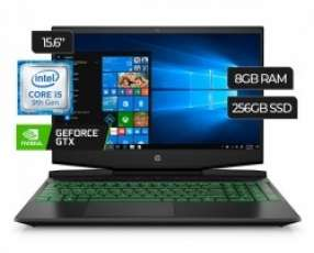 Notebook Hp Pavillion Gaming i5