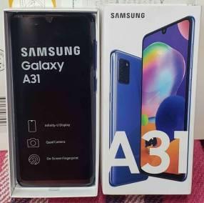 Samsung Galaxy A31 de 64gb nuevos