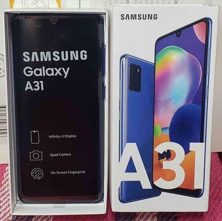 Samsung Galaxy A31 de 64gb nuevos - 0