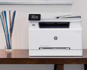 Impresora Multifunción HP Color Laserjet Pro MFP M281fdw.