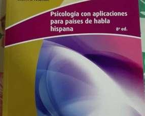 Libro de Psicología con aplicaciones del habla hispana