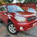 Toyota rav4 2005 - 2