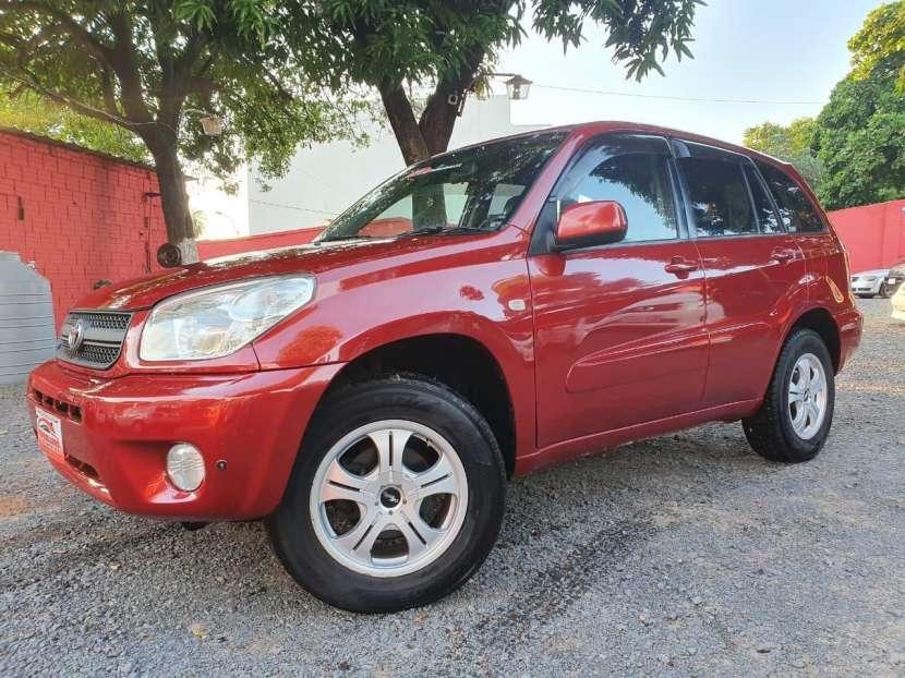 Toyota rav4 2005 - 3