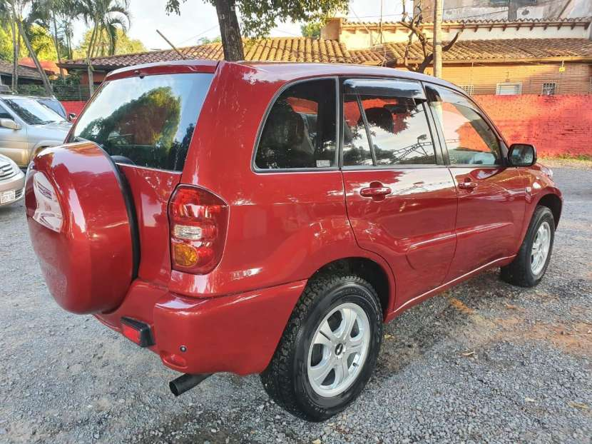 Toyota rav4 2005 - 5