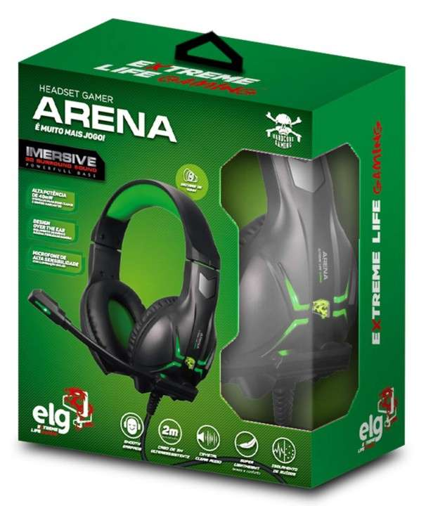 Auricular gaming Arena - 2