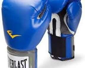 Guantes everlast pro 14 oz de boxeo