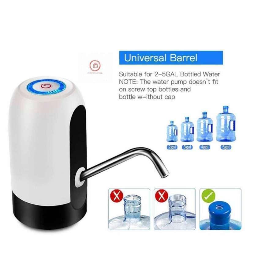 Dispensador de agua eléctrico recargable vía usb - 3