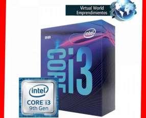 Procesador intel i3-9100f 3.60ghz 6mb
