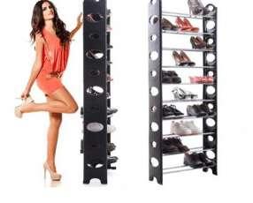 Zapatero de lujo para 30 pares de calzados