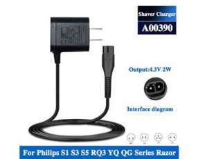 Cargador UK Plug A00390 para afeitadora Philips Norelco