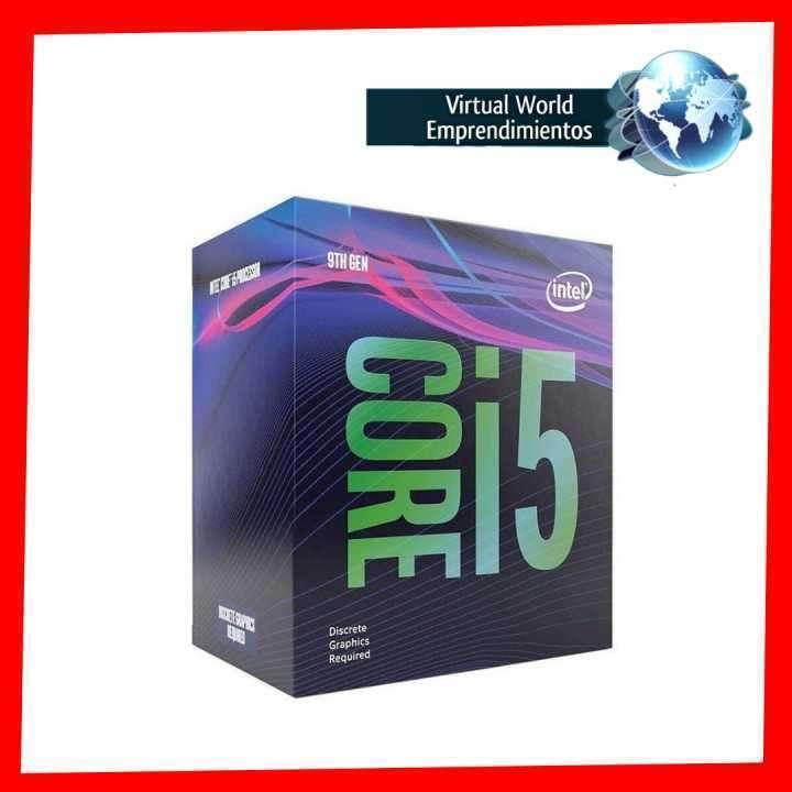 Procesador I5-9400F - 0