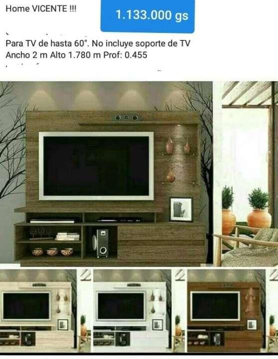 Estantes para TV (Homer) - 0