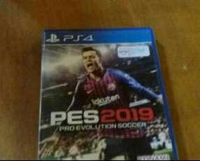 Pro Evolution Soccer 2019 juego ps4