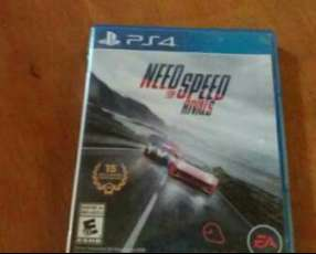 Need For Speed Rivals juego ps4