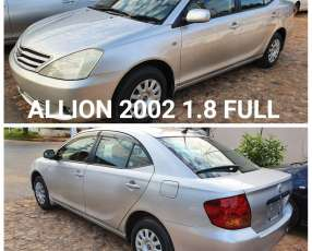 Toyota Allion 2002 1800 4x2