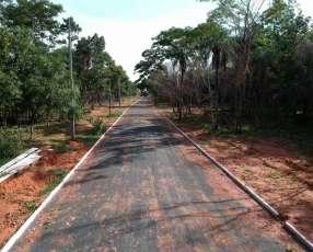 Terrenos en Yukyry Areguá