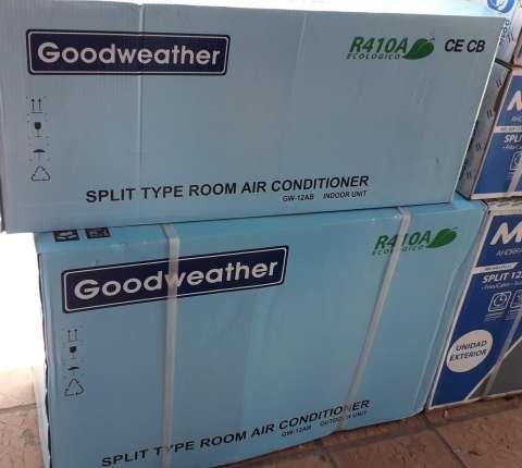 Aire acondicionado goodweather