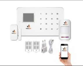 Alarma residencial GSM