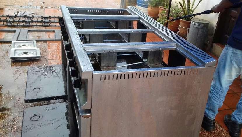 Reparación de cocinas hornos eléctricos y a gas - 0