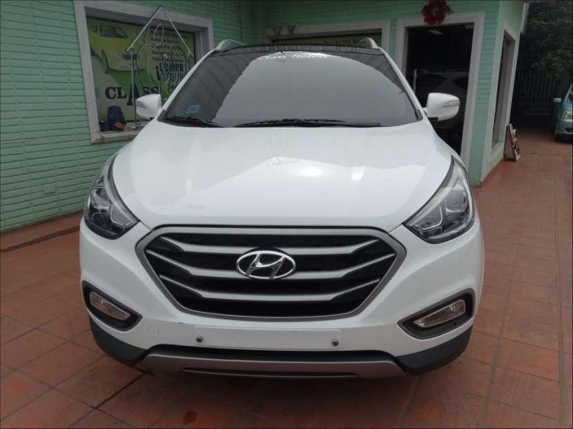 Hyundai Tucson 2014 chapa definitiva en 24 Hs - 1