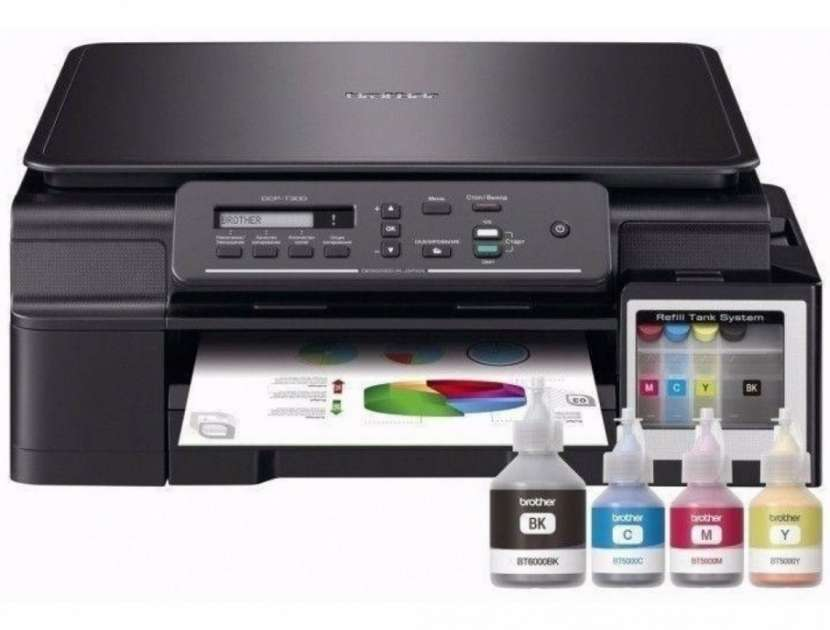 Impresora Multifuncion Brother Dcp-t310 - 1