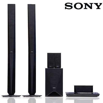 Teatro en casa Sony BDV-E4100