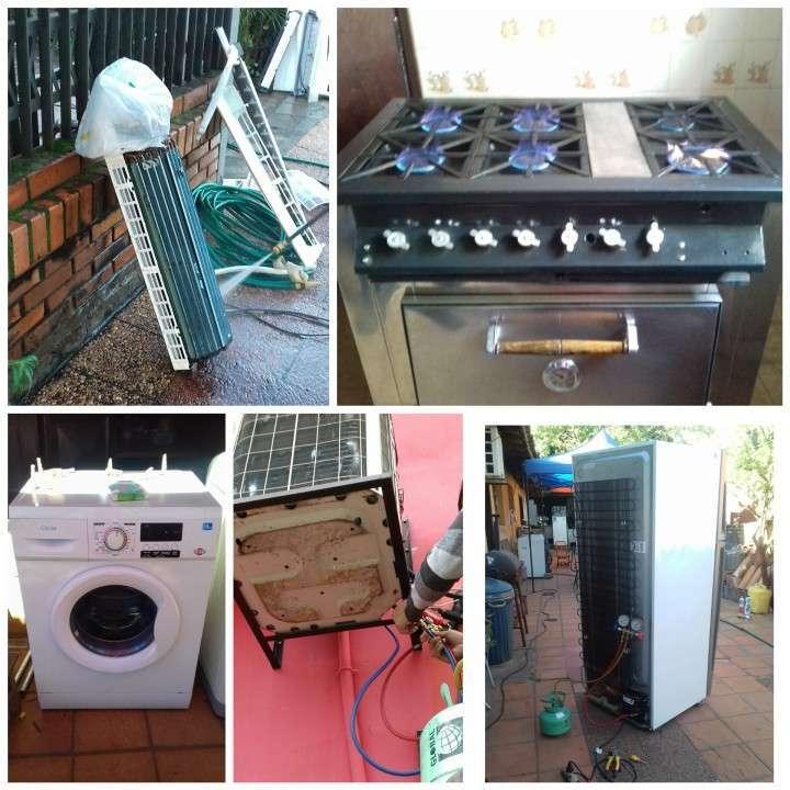 Reparación de cocinas hornos eléctricos y a gas - 2