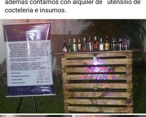 Esbissi Drink's Servicio de Barra Móvil para Asunción e Interior del país