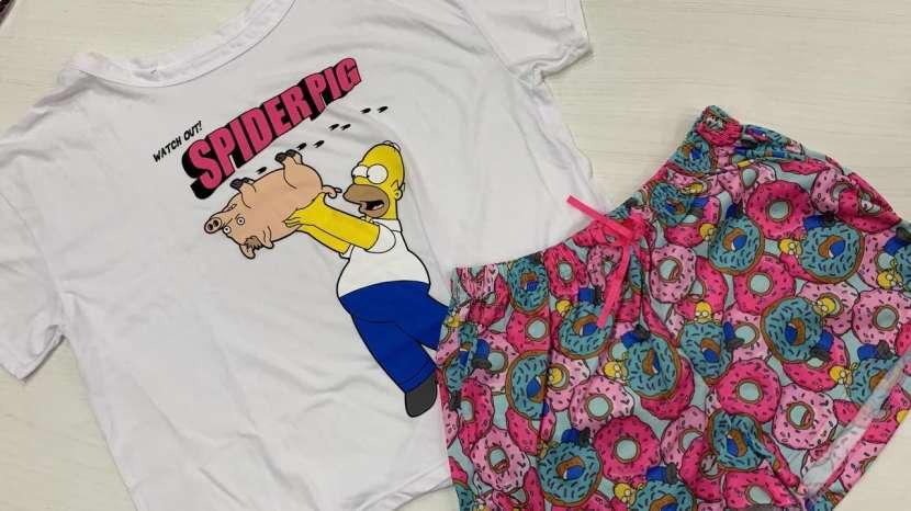Conjunto de pijama diseños varios - 1