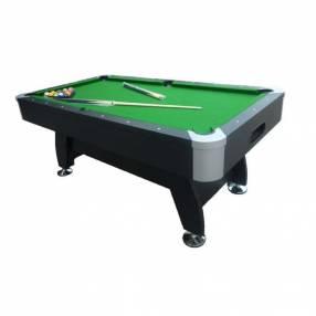 Mesa de pool negra