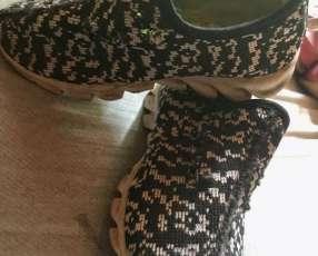 Calzado unisex calce 26