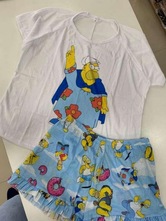 Conjunto de pijama diseños varios - 3