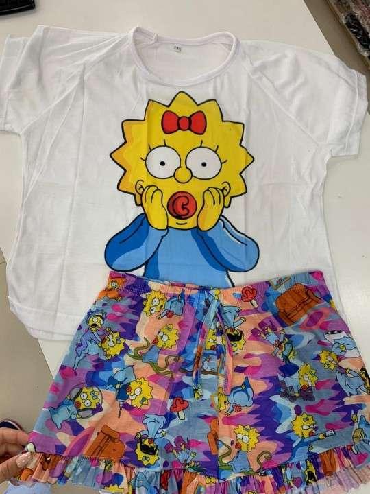 Conjunto de pijama diseños varios - 2