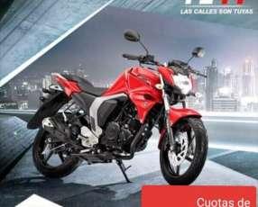 Moto Yamaha FZ F1