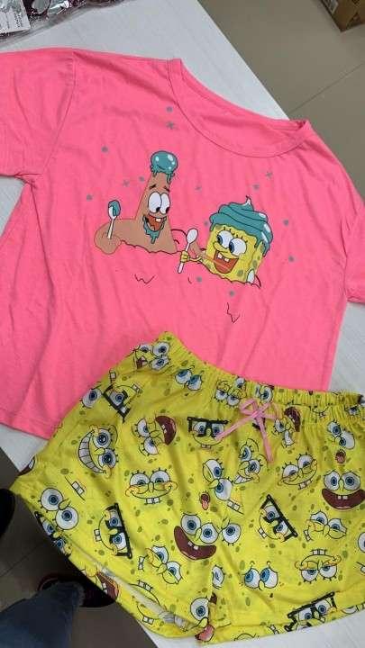 Conjunto de pijama diseños varios - 0