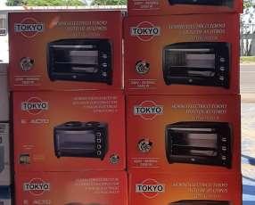 Horno eléctrico tokyo 45lts mod listo 45 negro 220v 50hz