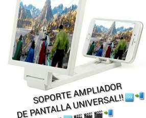Ampliador de pantalla universal