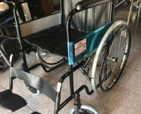 Silla de ruedas estándar esmaltada para adultos en Paraguay