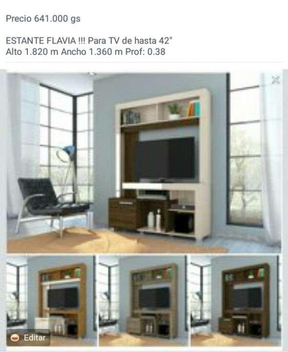 Estante para Tv - 0