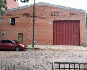 Depósito ubicado en la ciudad de Villa Elisa