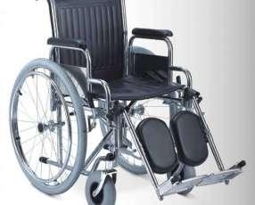 Silla de ruedas con relajación total de piernas en Paraguay