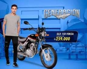 Moto GLX 150 FORZA